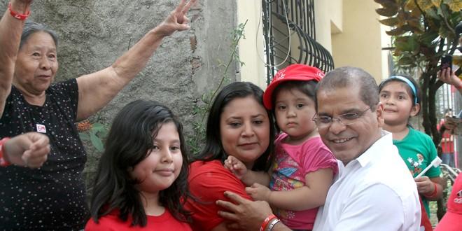 """""""La clave de nuestra campaña ha sido la cercanía con la ciudadanía"""": Oscar Ortiz"""
