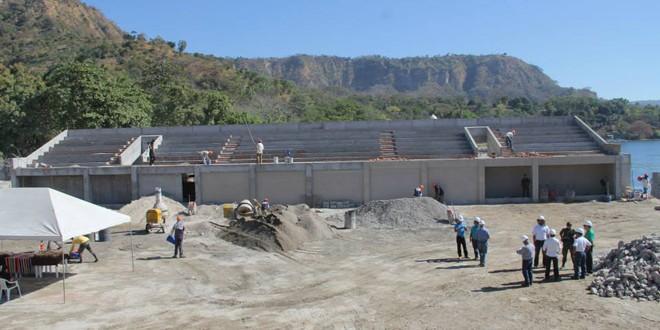 Estadio de Apulo estaría listo en marzo