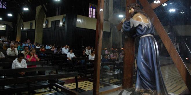Cuaresma, tiempo de abstinencia, caridad y oración