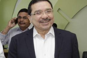 Medardo González, Secretario General del FMLN. Foto Diario Co Latino