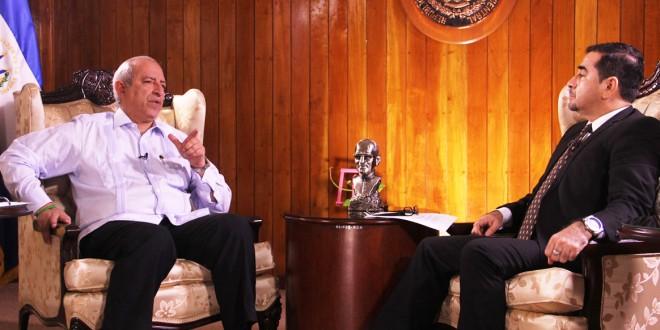 Sigfrido Reyes, Presidente de la Asamblea Legislativa. Foto Diario Co Latino