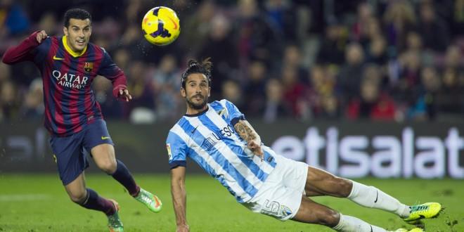 Barcelona enfrenta mañana al Málaga con el objetivo de seguir invicto y en el primer lugar de Liga Española. Foto Diario Co Latino.