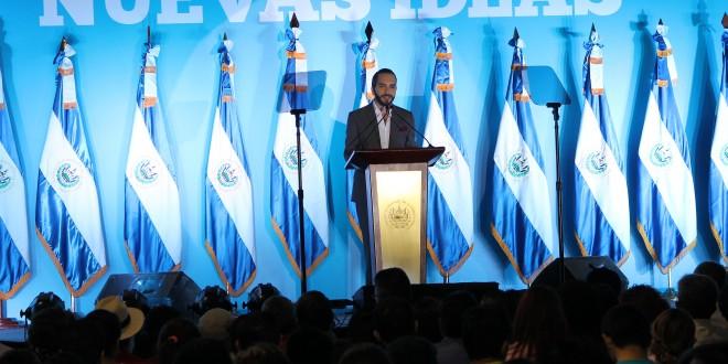 Nayib Bukele insta a la unidad para  un verdadero desarrollo de la capital