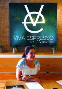 Lily Pacas gerente general de Viva Expresso