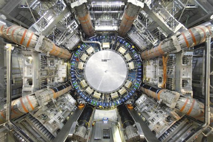ATLAS - Foto CERN