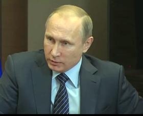 Internet Presidente de Rusia