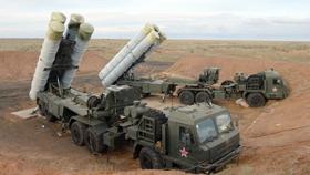 Sistemas de defensa antiaéreo S-400 Triumf. Foto Sputnik / Mijail Mokrushin)