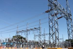 Grupo CEL invirtió más de $16 millones en la construcción de la subestación eléctrica San Matías y beneficiará a más de 18 mil familias de los municipios aledaños. Foto Diario Co Latino / Josué Parada