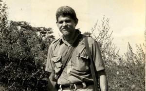 Comandante Venancio Salvatierra.
