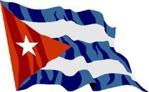 Internet Bandera de Cuba