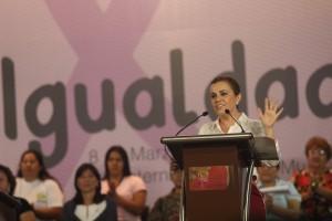 Vanda Pignato, Secretaria de Inclusión Social (SIS). Foto Diario Co Latino