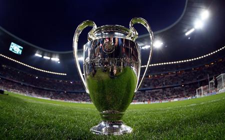 Final de Champios League con detector automático de goles