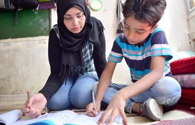 5 Internet Palestina refugiados sin fondos