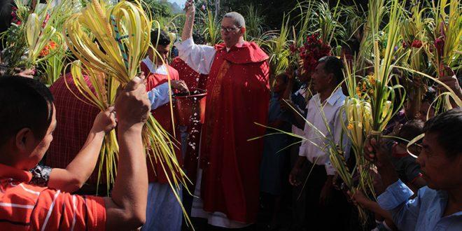 Domingo de Ramos: entre la tradición y lo autóctono