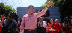 #VÍDEO FMLN arranca campaña para escoger presidenciable