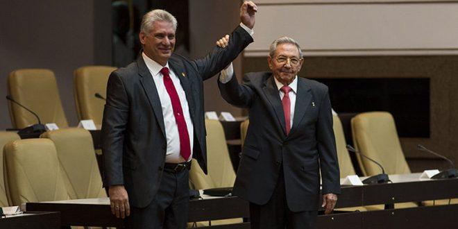 #GALERÍA Cuba elige a su nuevo presidente, Miguel Díaz-Canel