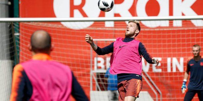 Barcelona recupera a Rakitic  para la final de la Copa del Rey