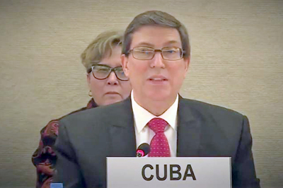 Cuba muestra avances en derechos humanos y recibe apoyo internacional
