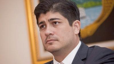 Carlos Alvarado asume la presidencia de Costa Rica con grandes desafíos