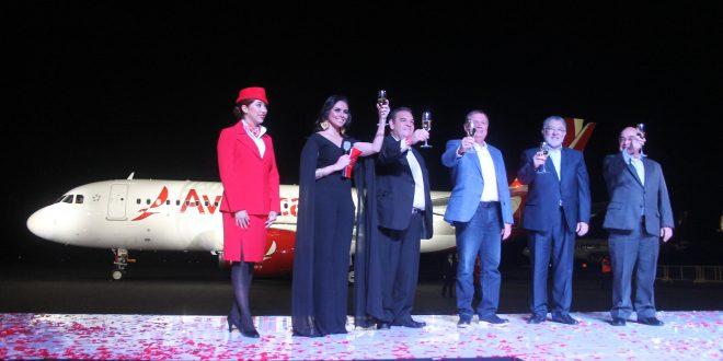 Avianca surcará cielos de la región con el AIRBUS A320NEO