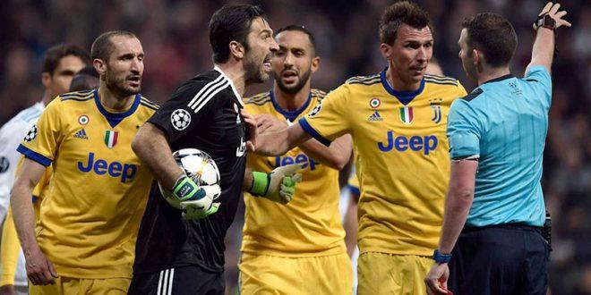 UEFA abre un expediente disciplinario a Buffon