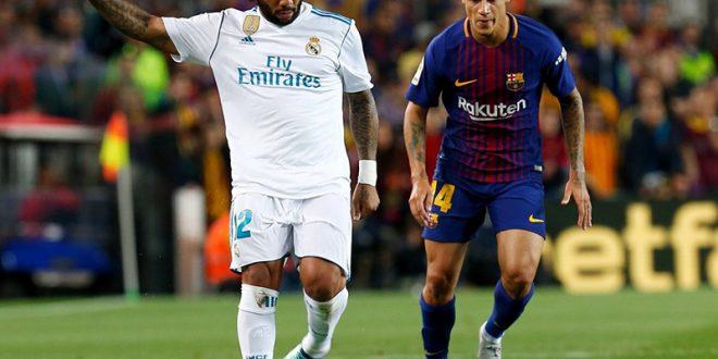 Barcelona empata con el Real Madrid y sigue invicto
