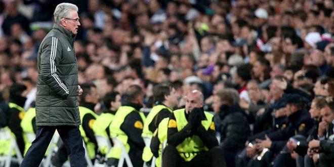 Jupp Heynckes, un amargo adiós a la Liga de Campeones