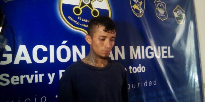 Capturan a pandillero presuntamente vinculado al asesinato de sacerdote