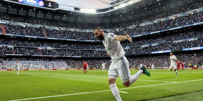 Real Madrid clasifica a su tercera final de 'Champions' consecutiva