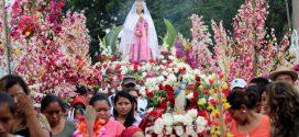 #VÍDEO Panchimalco entre palmas y flores