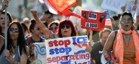Condenan separación de familias emigrantes en Estados Unidos