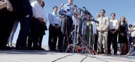Alcaldes de Estados Unidos denuncian secretismo del gobierno en crisis humanitaria en la frontera con México