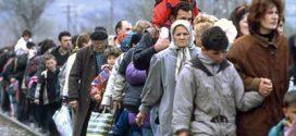 Récord de desplazados en el mundo en 2017, con 68,5 millones de personas