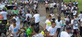 Guazapa, Aguilares y Suchitoto unidos en el uso de la bicicleta