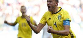 El VAR salva a Suecia en su debut mundialista