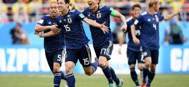 Colombia cae en su debut mundialista ante Japón