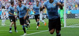Uruguay y Rusia primeros clasificados a octavos de final