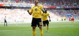 Bélgica a un paso de los octavos de final