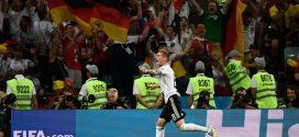 Kross resucita a Alemania de su pesadilla Mundial