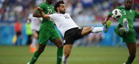 Salah se va del Mundial marcando gol