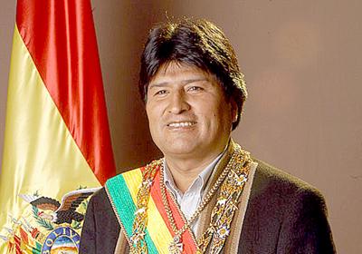 Evo Morales rompe récord de duración en la presidencia de Bolivia