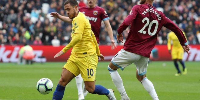 Chelsea pierde racha positiva frente al West Ham United