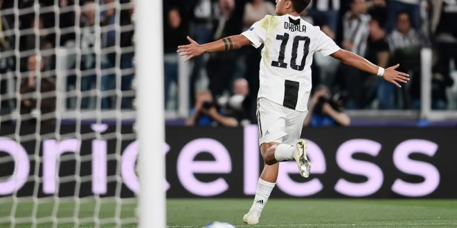 Comanda Dybala goleada de la Juventus -Reforma