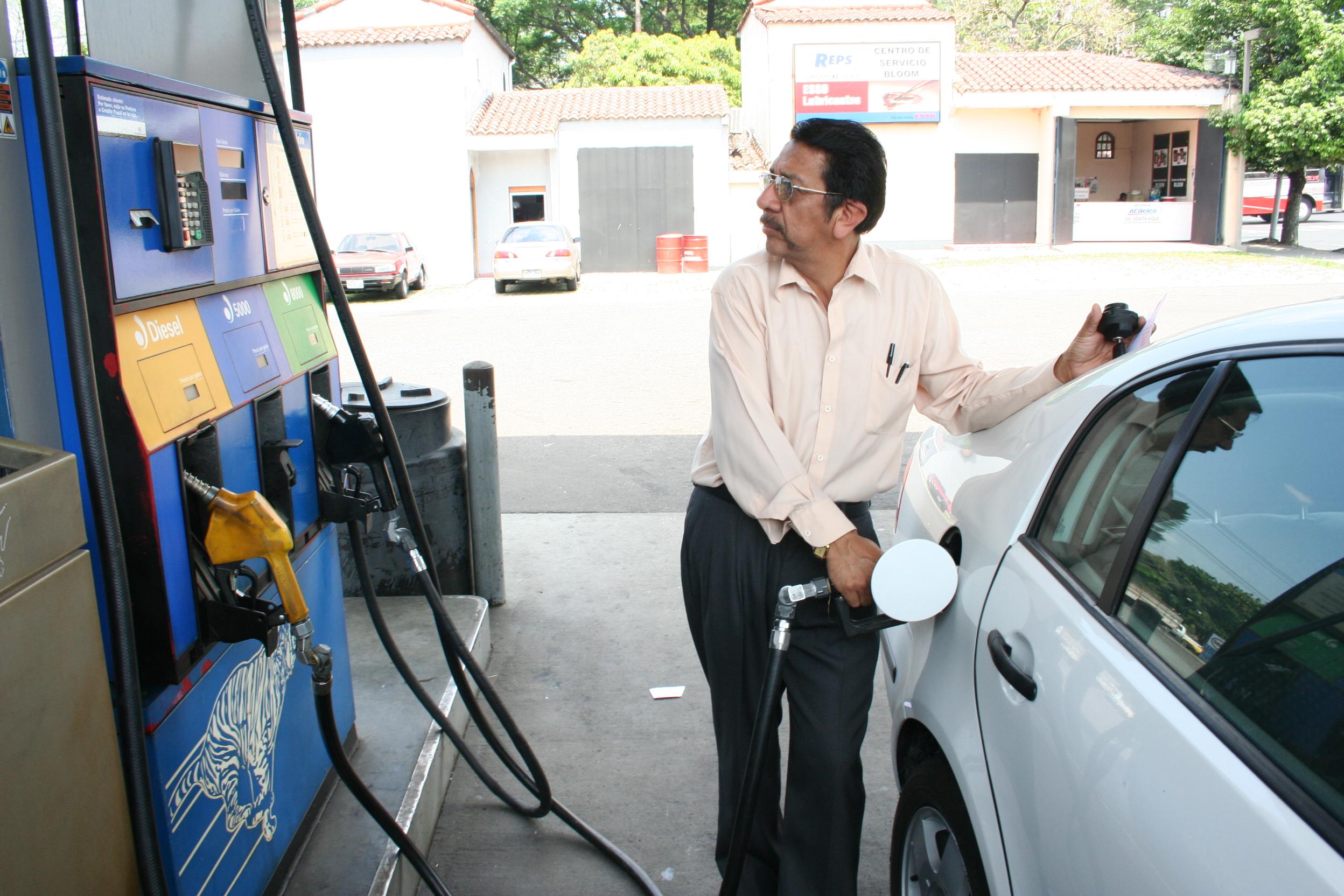 Crean ágil acceso a precios de combustible y gas licuado
