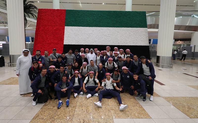 Chivas llega a Emiratos para jugar el Mundial de Clubes