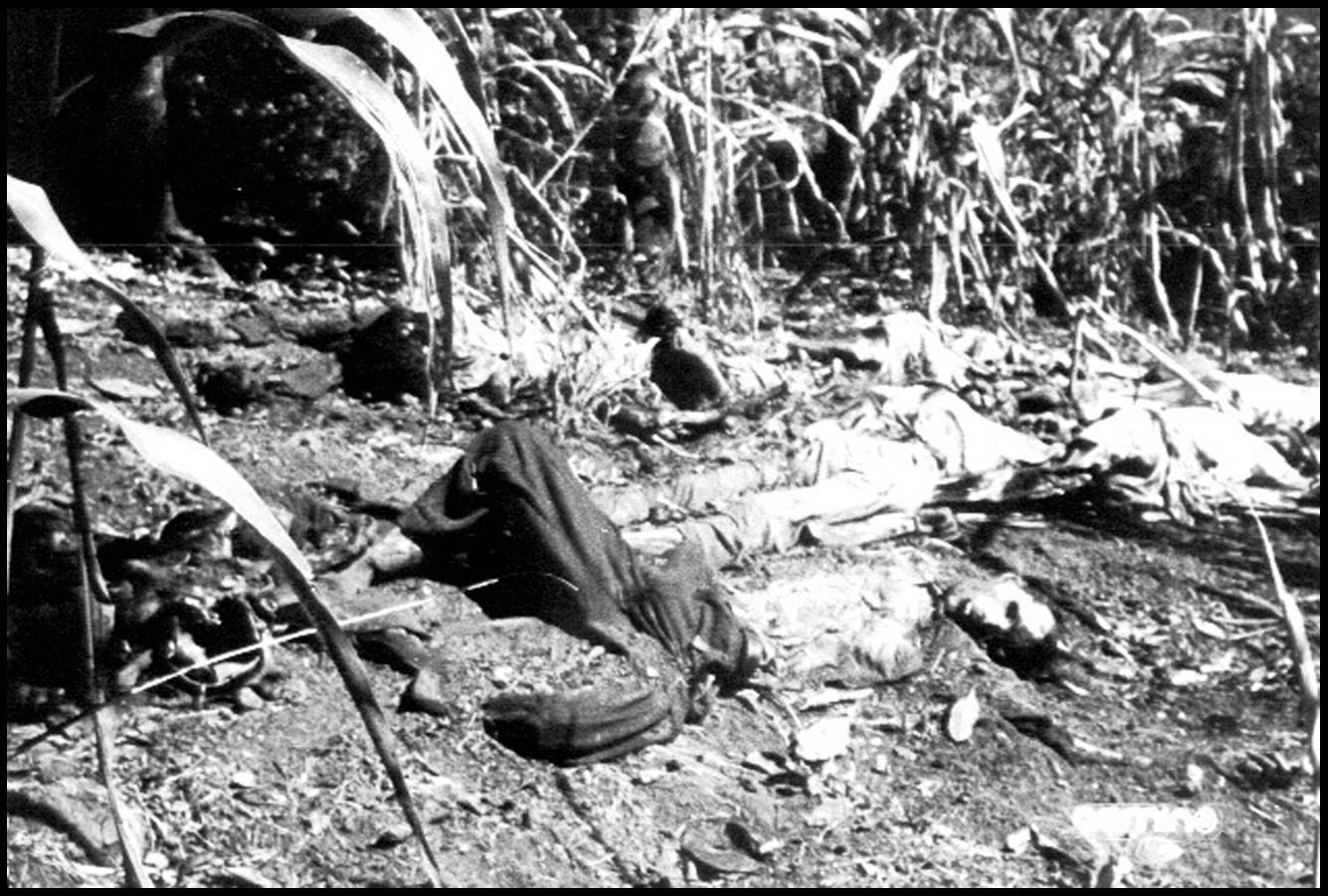 Tribunal declaraCrimen de Lesa Humanidad caso El Mozote