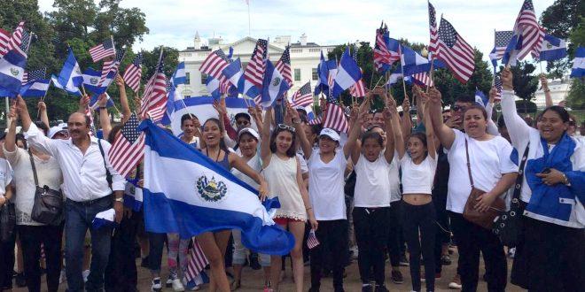 TPS estará vigente para salvadoreños hasta enero de 2020