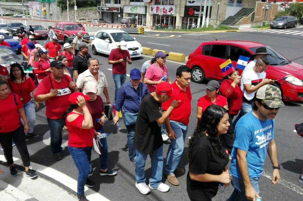 Arístides Valencia llama  a movimientos populares  a defender la dignidad  de los pueblos