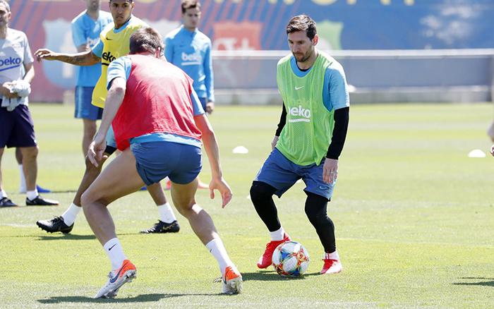 Barcelona quiere hacer historia con una quinta Copa del Rey consecutiva
